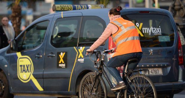 MyTaxi introduces €5 cancellation fee