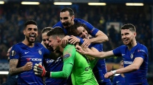 Superstitious Chelsea manager couldn't watch  penalties
