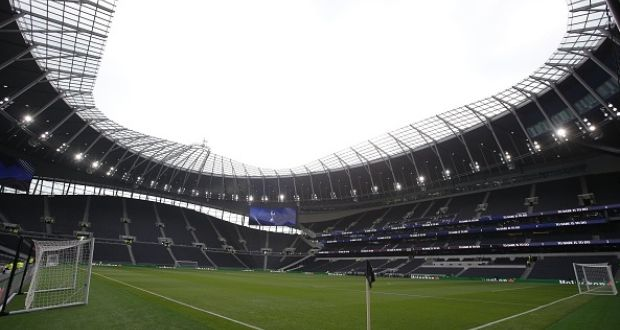 tottenham hotspur stadium to host 2021 champions cup final host 2021 champions cup final