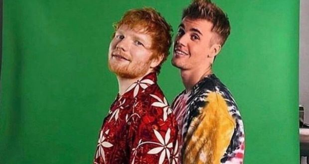 Ed Sheeran and Justin Bieber's new song: Weepiness cranked up to 11