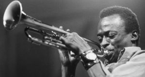 Kind of Blue: Miles Davis. Photograph: Express/Getty