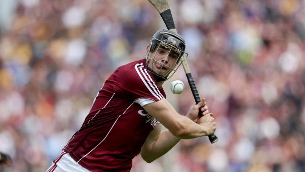 Galway's Joseph Cooney. Photograph: Inpho