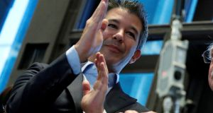 The former CEO of Uber, is the largest individual shareholder, with 8.6 per cent of shares, and will be the undisputed winner of the day