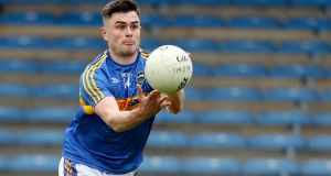 Tipperary's Michael Quinlivan. Tipperary take on Limerick in Semple Stadium on Saturday. Photograph: Inpho