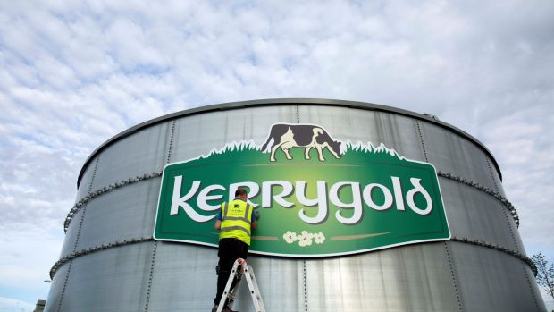A standard 250g block of Kerrygold butter was the fastest-selling food or drink item on German supermarket shelves last year, selling out more quickly than a one litre bottle of Coca-Cola. Photograph: Clare Keogh
