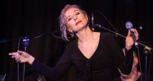 Jazz vocalist Honor Heffernan plays Arthurs, Dublin on Thursday 16th