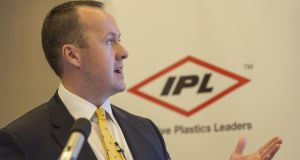 "IPL Plastics chief executive Alan Walsh said the results reflected ""a solid start"" to the year."