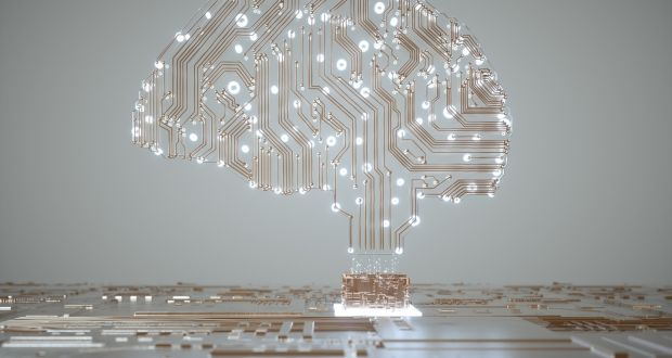 'It is hard to worry about the threat of artificial intelligence when a computer shows no sign of intelligence at all.' Photograph: Getty