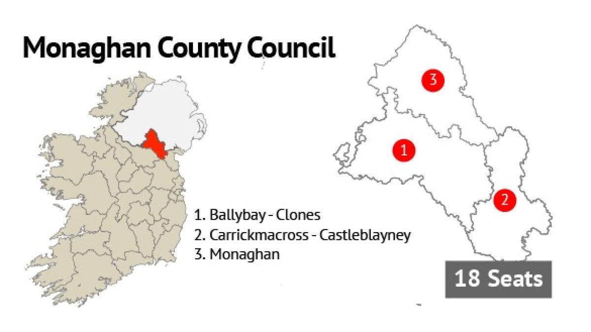 County Monaghan - Wikipedia