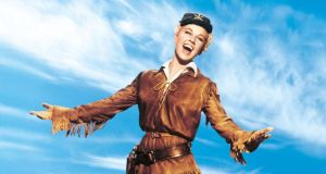 Doris Day: the late star as Calamity Jane, in the 1953 film