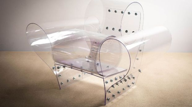 Ron Arad's Well Transparent Chair, (€4,000–€6,000)