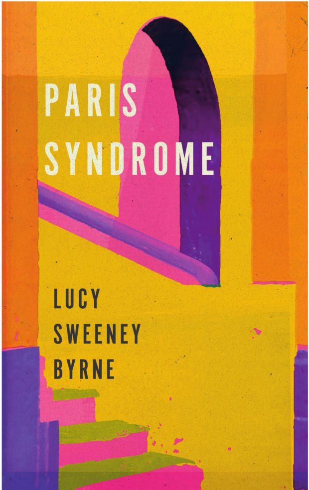 Cover design of Paris Syndrome is by Anna Morrison