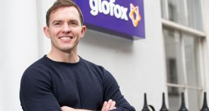 Glofox chief executive Conor O'Loughlin