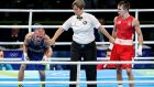 Michael Conlan lost a highly contentious decision to Vladimir Nikitin at the 2016 Rio Olympics. Photograph: Dan Sheridan/Inpho