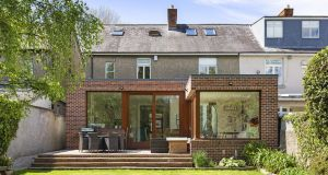 The modern extension at 6 Merton Road is  by award-winning architects de Blacam & Meagher