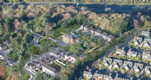 Kilbride House is expected to attract significant interest from developers and investors.