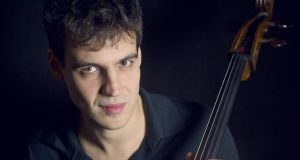 French soloist Victor Julien-Laferrière plays with the RTÉ NSO on Friday, May 24th