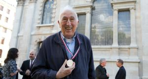Jean Vanier: founded L'Arche Community which operates today in 38 countries, with 150 communities supporting 3,500 people with learning disabilities. Alastair Grant/AP