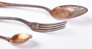 These days the fork and its cutlery counterparts carry a lot less spiritual baggage. Photograph: iStock