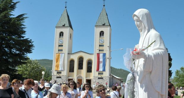 Pope gives Medjugorje 'apparitions' tours his blessing