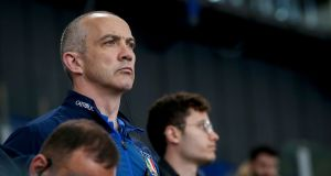 "Conor O'Shea: ""I will be continuing with Italy after the World Cup."""
