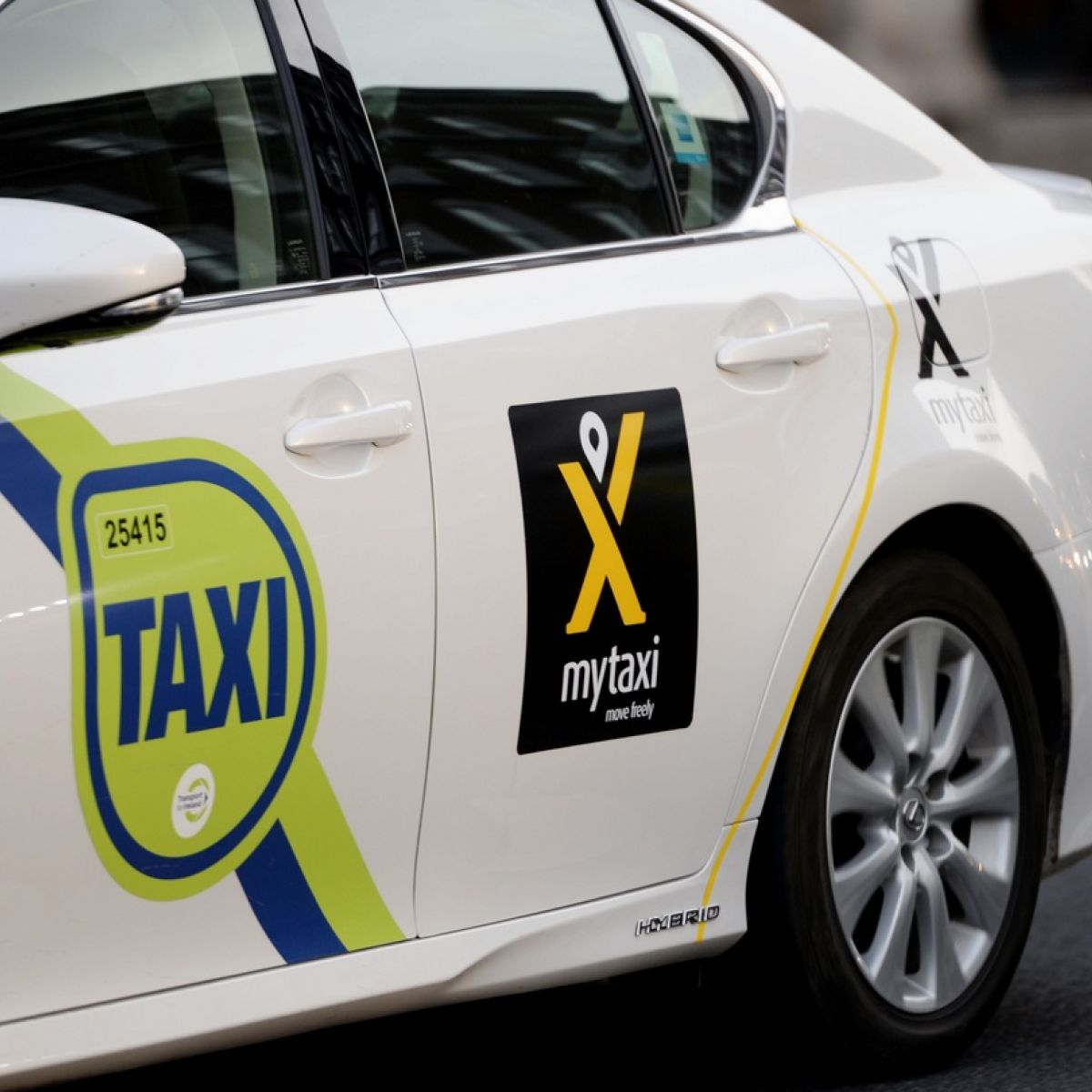 How Mytaxi killed Irish taxis and now owns the future