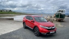 Our Test Drive - the Honda CRV