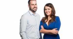Plotbox founders Seán and Leona McAllister