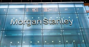 Morgan Stanley has about $480 billion under management. Photograph: iStock