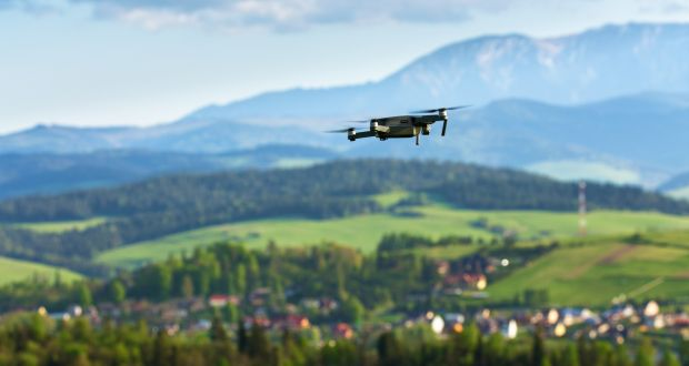 Irish company wants to use drones to deliver takeaway meals