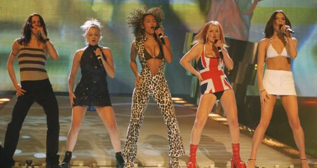 e145b155 The Spice Girls have remained loved and discussed even in the 23rd year of  their career