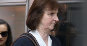 Mary Burke (61)  sued Tipperrary County Council over a fall  in a car park at Friar Street in Thurles on February 15th, 2016. Photograph: Collins Courts.