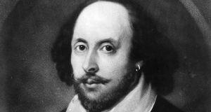 Crack/craic: William Shakespeare would have put a K in it. Image: Painting known as the 'Chandos portrait'/Hulton Archive/Getty Images
