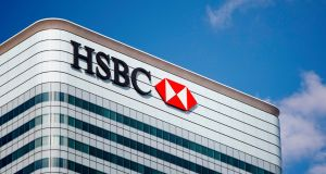 HSBC Ireland said the loan was Ireland's first green loan principles-compliant facility. Photograph: Tolga Akmen/AFP/Getty Images