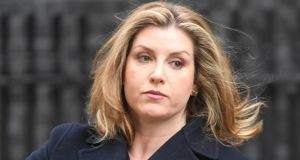 British defence secretary Penny Mordaunt has said she would propose new legal measures to protect soldiers from investigation into alleged offences committed during the course of duty after 10 years, except in exceptional circumstances. Photograph: Victoria Jones/PA Wire.