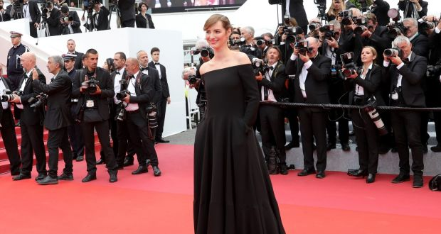 Louise Bourgoin at the opening ceremony and screening of The Dead Don't Die in Cannes, France. Photograph: Vittorio Zunino Celotto/Getty Images
