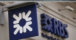 Barclays and Royal Bank of Scotland (RBS) were among five banks hit with a €1.07bn fine for taking part in a foreign exchange trading cartel. Photograph: Philip Toscano/PA Wire
