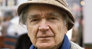 The philosopher Cioran in France in May, 1997. Photograph:  Louis Monier/Gamma-Rapho via Getty