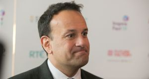 Taoiseach Leo Varadkar:  'We appreciate and understand that the beef price is very low and the cost of production is now exceeding the price that farmers can get from the factories.' Photograph: Collins
