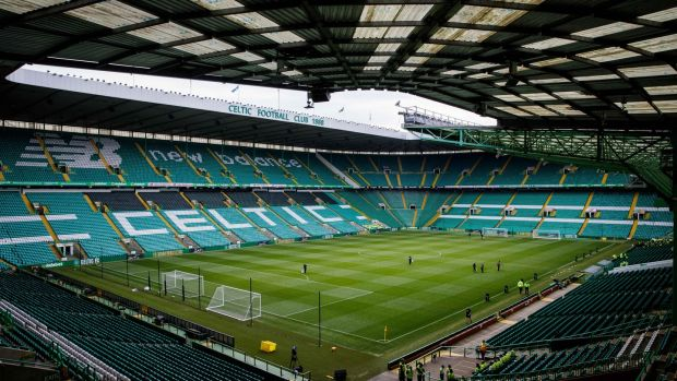 Celtic's Parkhead will host the Pro14 final. Photograph: Ryan Byrne/Inpho