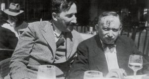 Exiled in Paris, Joseph Roth  foresaw the grim future, writing to his friend and benefactor Stefan Zweig: 'It will have become clear to you now that we are drifting towards a great catastrophe.' Photograph: Getty Images