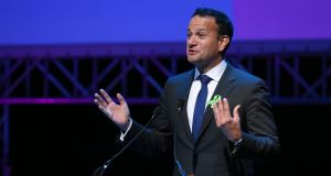 Taoiseach Leo Varadkar  and senior Ministers have for months been talking privately about the decline in support for Fine Gael in rural Ireland. Photograph: Laura Hutton
