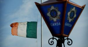 The officers were arrested on Thursday as part of an inquiry into alleged links between members of the force and a criminal gang. Photograph: Getty Images/THE IRISH TIMES