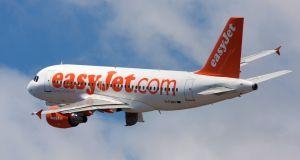 Easyjet said passenger numbers increased by 4.9 million (13.3 per cent) to 41.6 million.