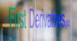 First Derivatives chairman Seamus Keating said he would provide additional support to the company during this period.