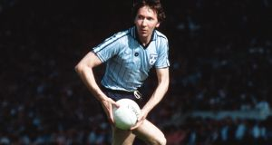 Former Dublin footballer Anton O'Toole has died aged 68. Photo: Billy Stickland/Inpho