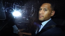 Australian rugby star Israel Folau sacked over social media post