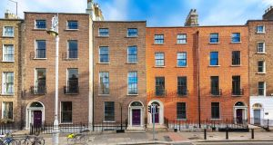 Numbers 19 - 22 Lower Baggot Street will be made available by the new owner as serviced office space