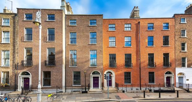 Portfolio of four Georgian buildings acquired by private