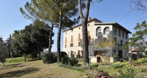 Italian find: this three-storey farmhouse in Le Marche is divided into three apartments